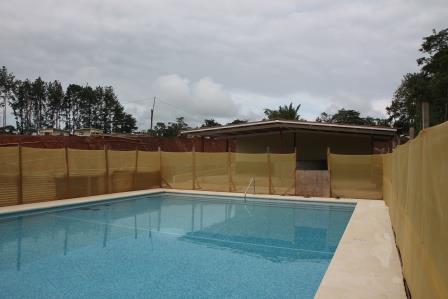 Viviendas con piscina y gacebo en arraijan promotora for Cementerio jardin del oeste
